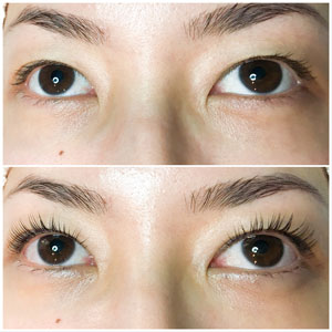 YUMI Keratin Lash Lift May 2018 Beauty Time Spa